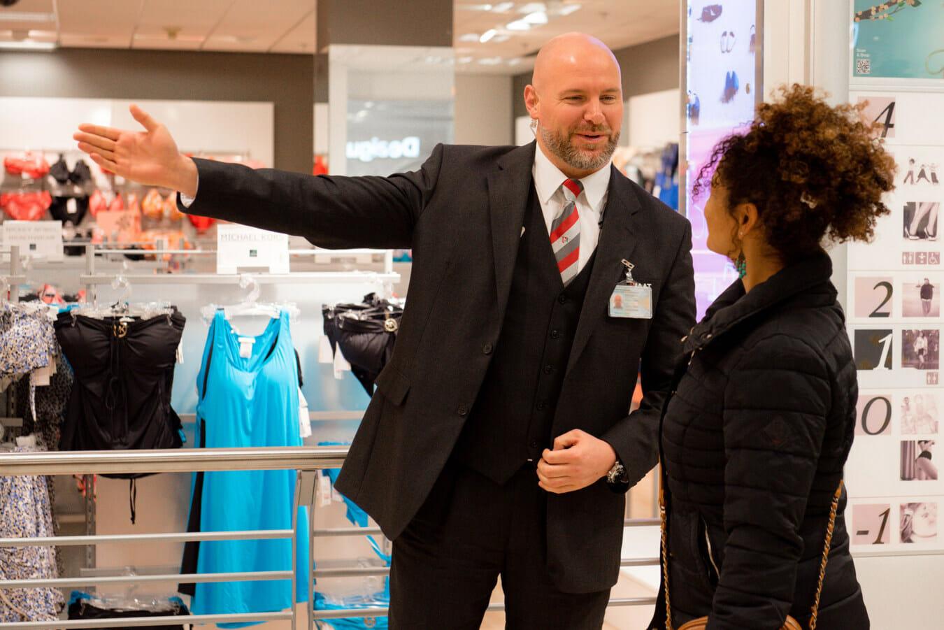 Sicherheit im Einzelhandel: Unser Fokus, unsere Leidenschaft
