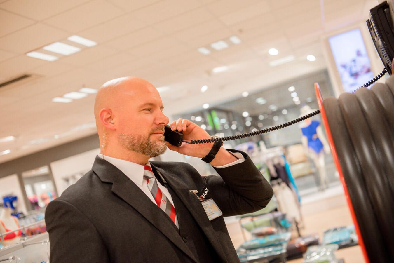 Sicherheit im Einzelhandel